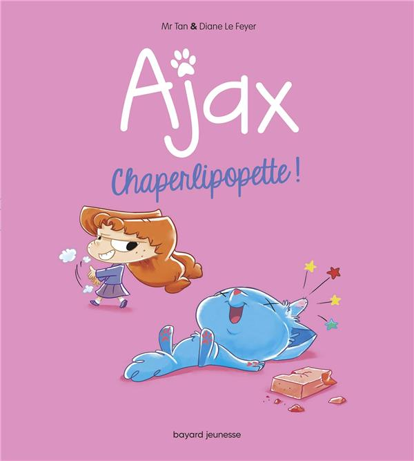 AJAX, TOME 03 - AJAX T.3  TOURBILLON